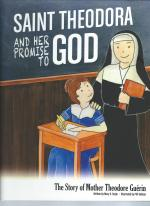 Saint Theodora and Her Promise to God. Book Scan